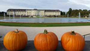 Kürbisausstellung Schloss Ludwigsburg