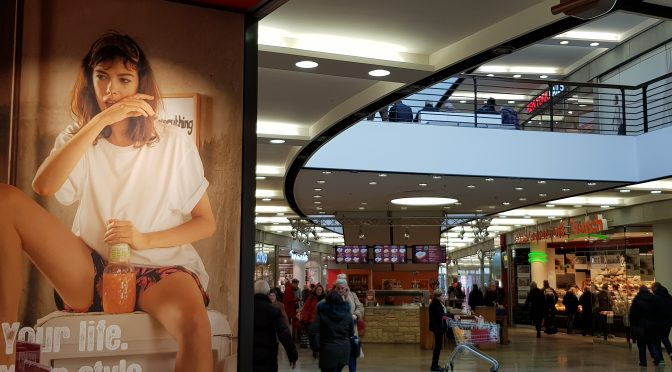 Shopping in Ludwigsburg