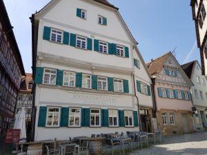 Restaurant Herrenküferei in Markgröningen