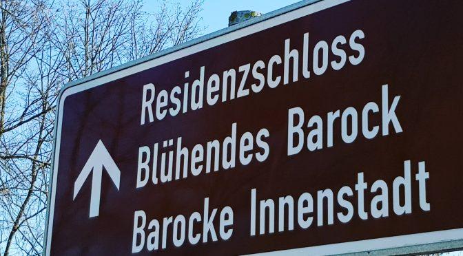 Wegweiser Ludwigsburg